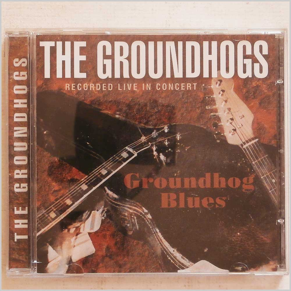 The Groundhogs - Groundhog Blues: Recorded Live In Concert (CD 6189)