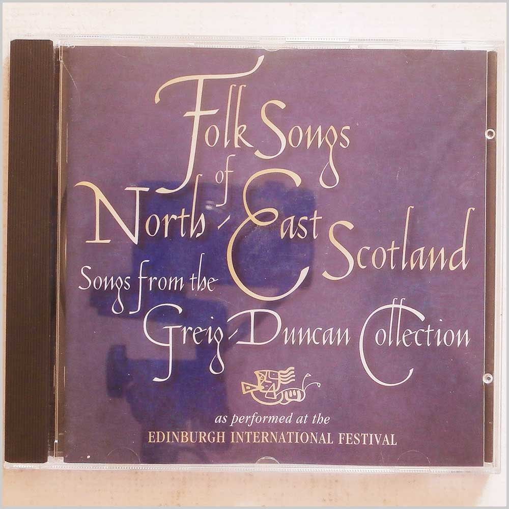 Various - Folk Songs Of North East Scotland (CDTRAX 5003)