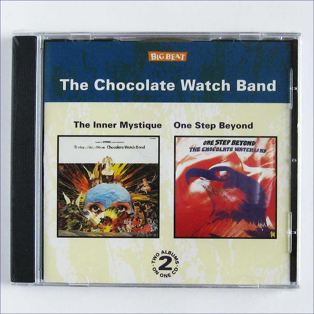 The Chocolate Watchband - Inner Mystique and One Step Beyond (CDWIKD111)