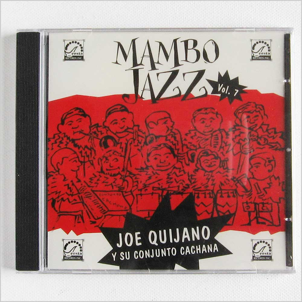 Joe Quijano - Mambo Jazz Vol. 7 (CES-27000)