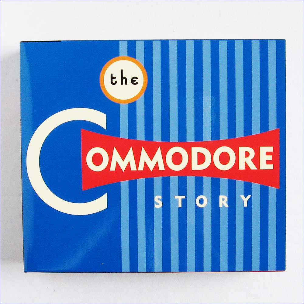 Various - The Commodore Story (CMD24002)