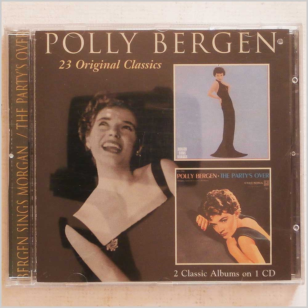 Polly Bergen  - Bergen Sings Morgan, The Party's Over (COL-CD-6084)