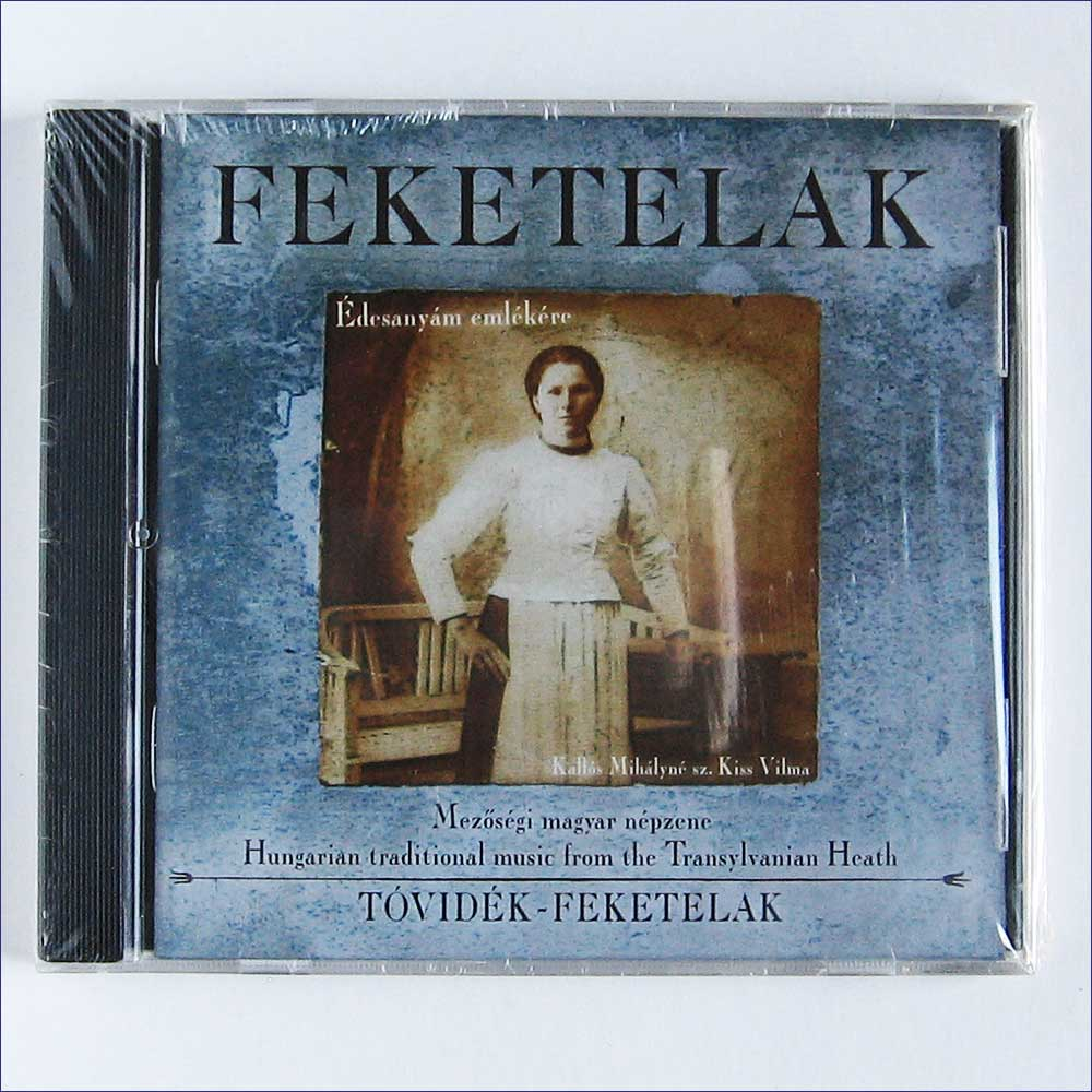 Kallos Archive - Feketelak, Hungarian traditional music from the Transylvanian Heath  (FA-212-2)