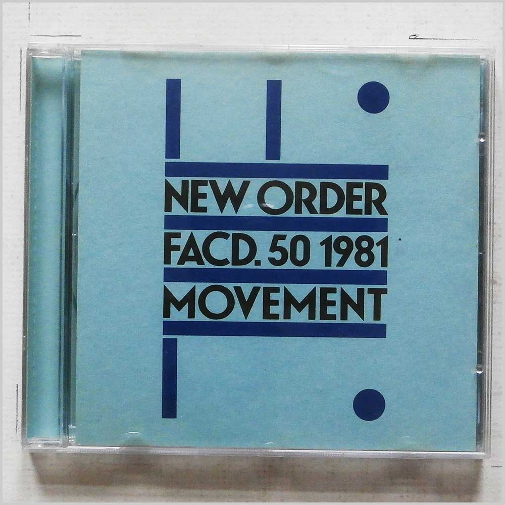 New Order - Movement (FACD.50)