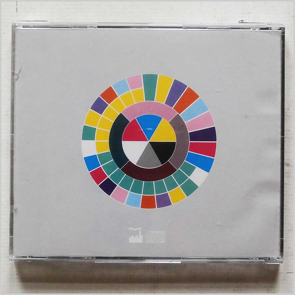 New Order  - Power, Corruption and Lies (FACD 75)