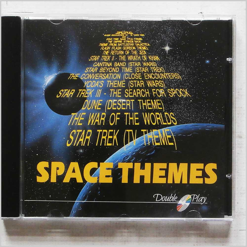 Various - Space Themes (GRF147)
