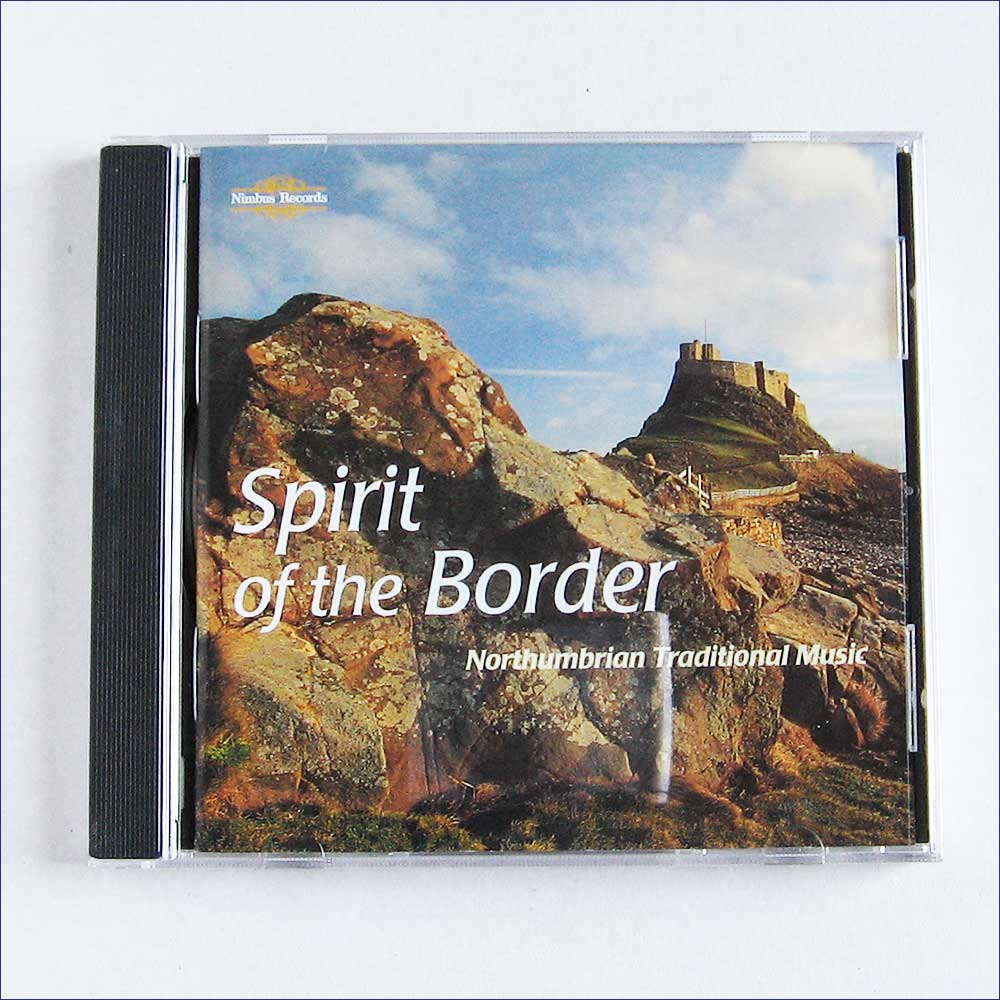 Richard Butler and Anthony Robb - The Spirit of the Border, Northumbrian Traditional Music (NI5615)