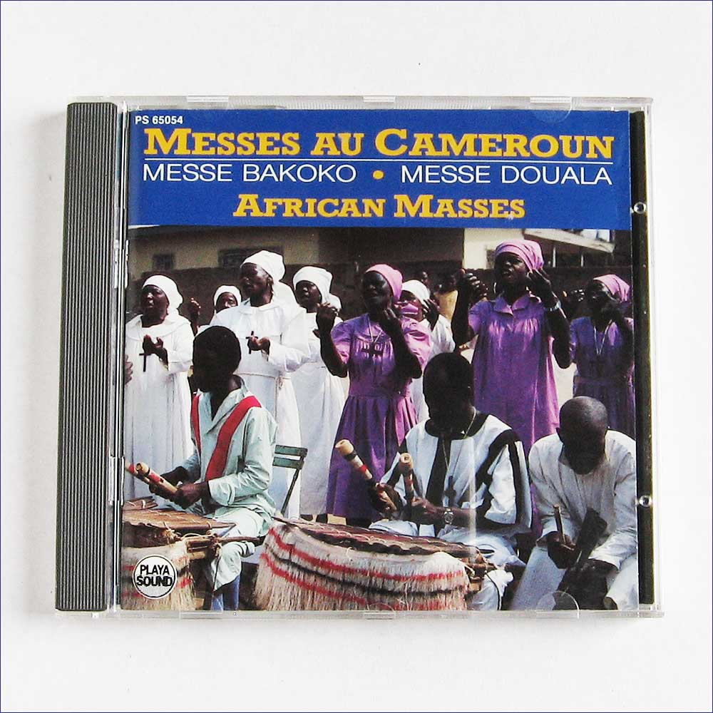 Messe Bakoko and Messe Douala - Messes Au Cameroun, African Masses (PS65054)
