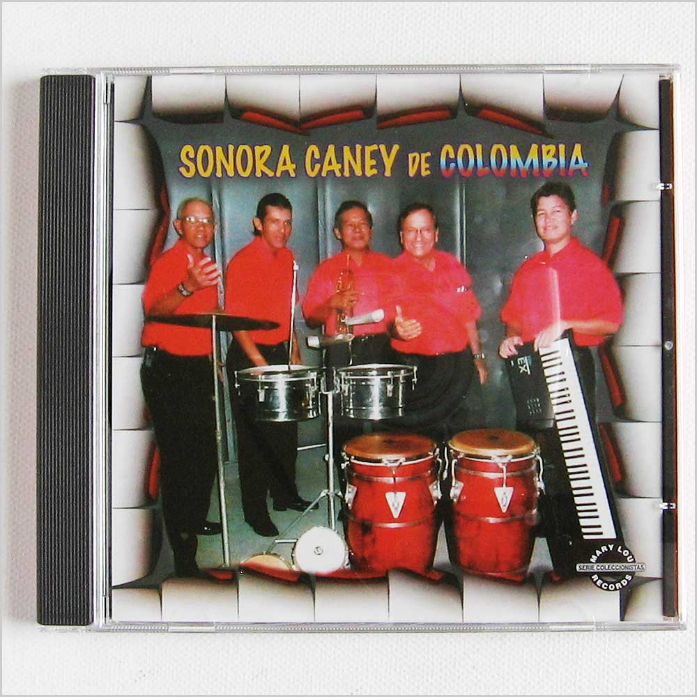 Sonora Caney De Colombia - Sonora Caney De Colombia (SICD2012)