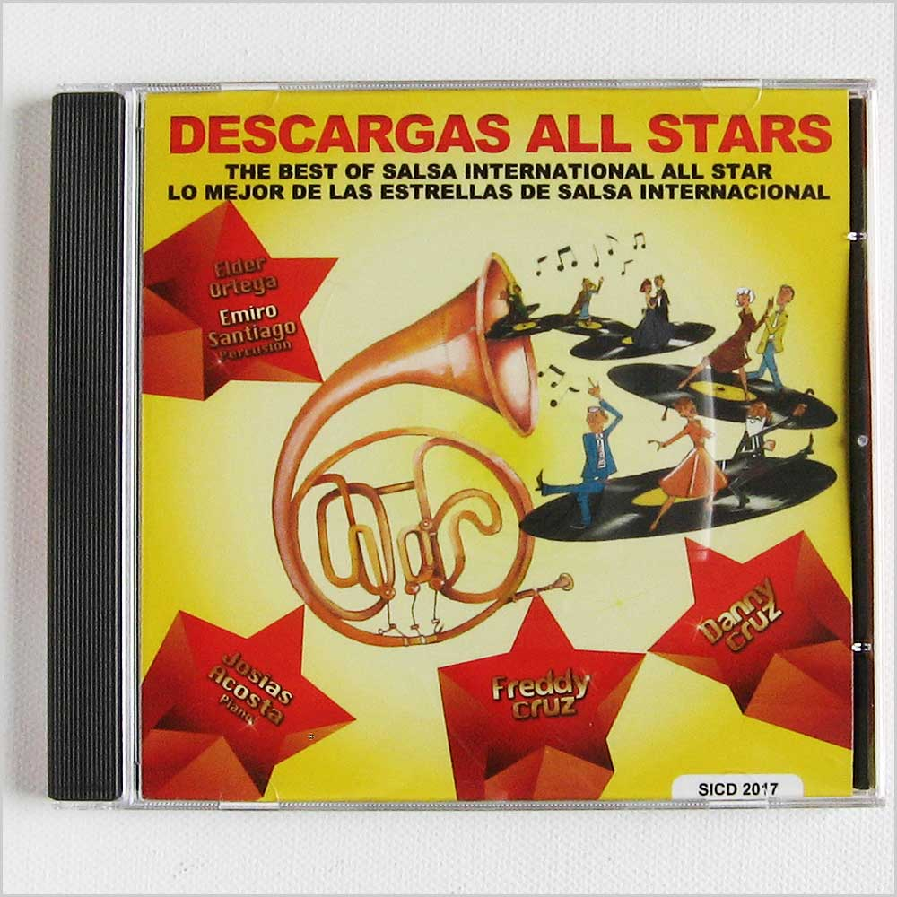 Descargas All Stars - The Best of Salsa International All Stars (SICD2017)