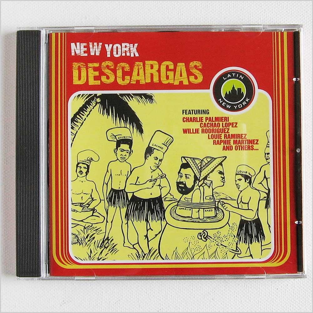 Various - New York Descargas (SLICD3M9)