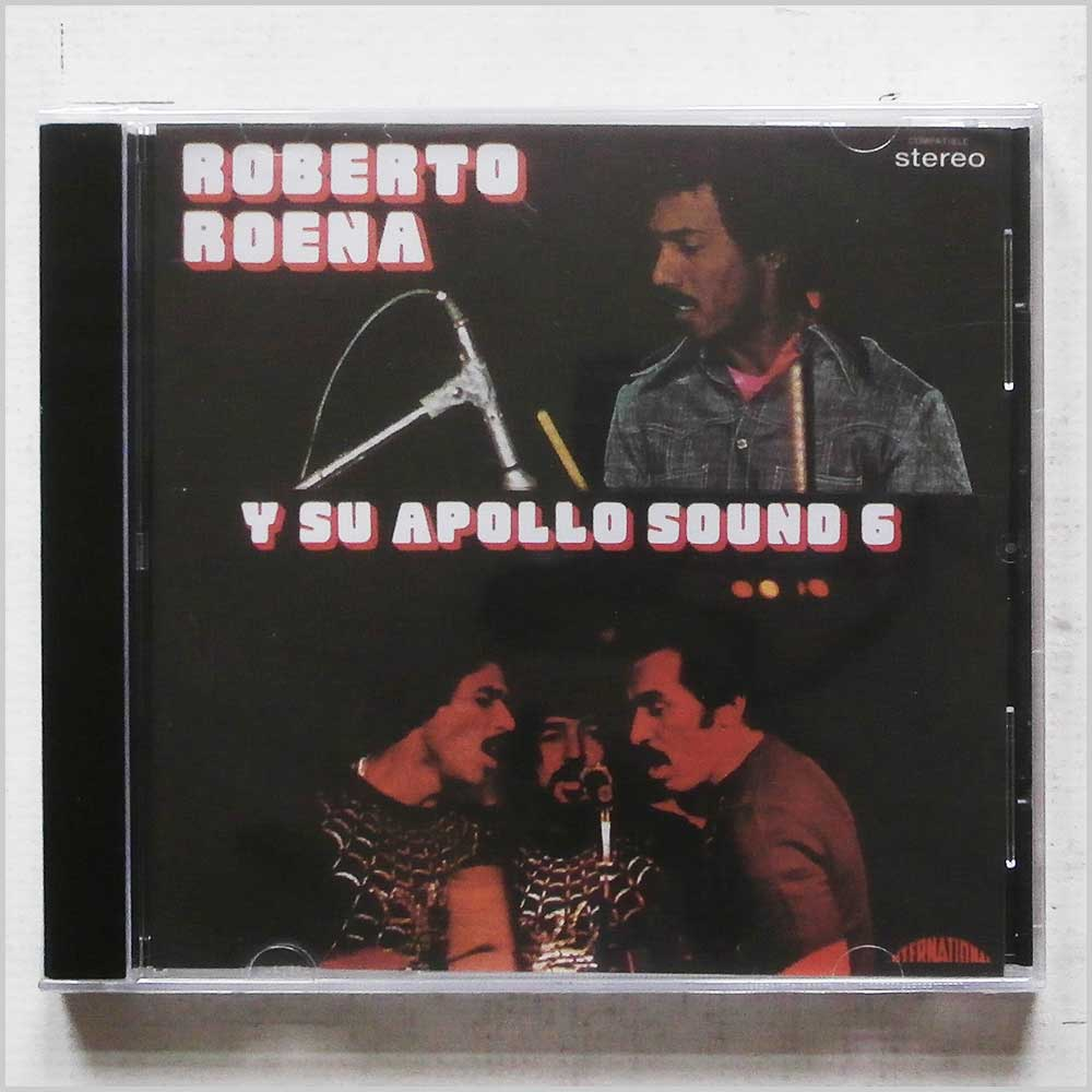 Roberto Roena and Apollo Sound - 6 (SLP 00473)