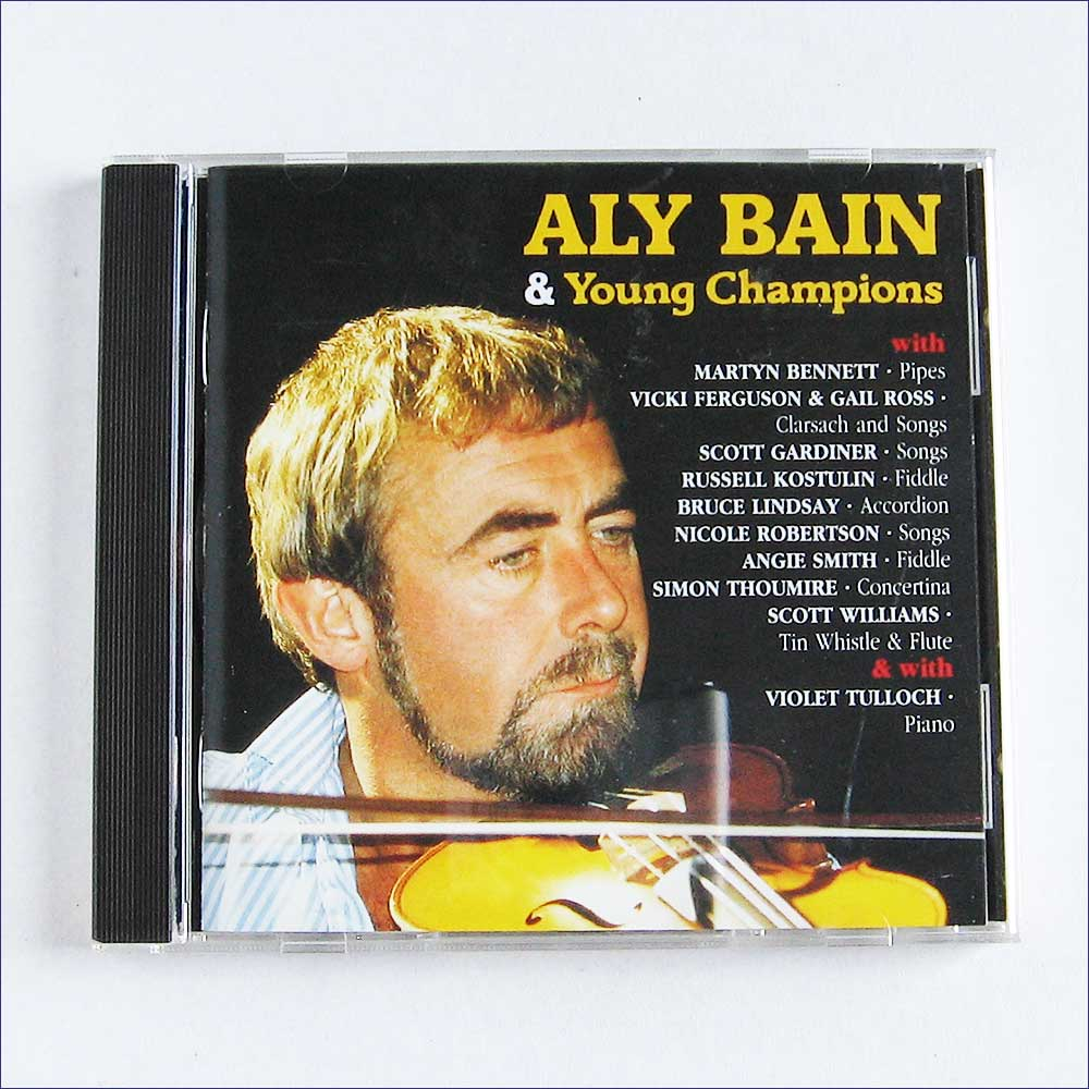 Aly Bain - Young Champions (SPRCD1032)