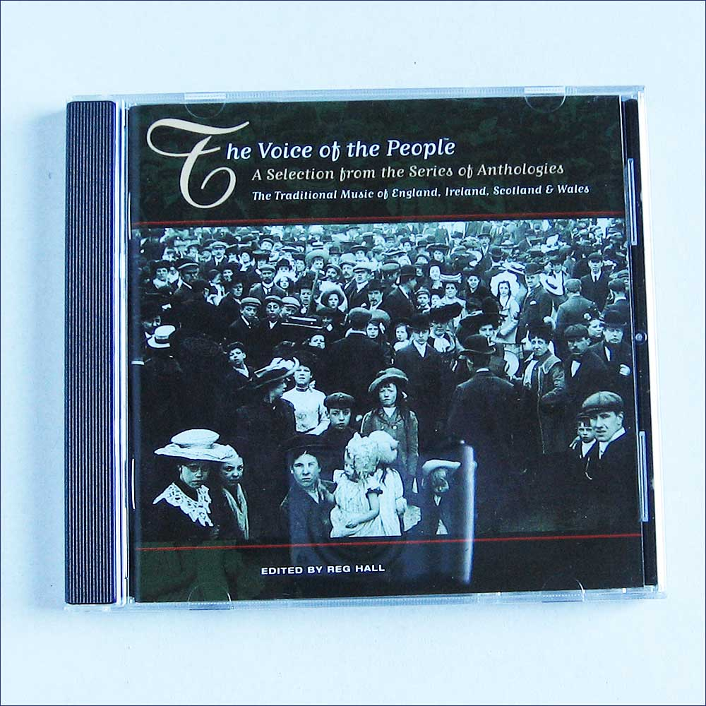 Various - The Voice Of The People: A Selection From The Series Of Anthologies (TSCD751)