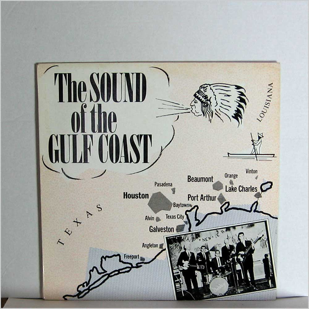 Various - The Sound Of The Gulf Coast (10 CH 20)