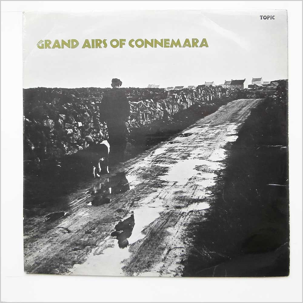 Various - Grand Airs Of Connemara (12T177)