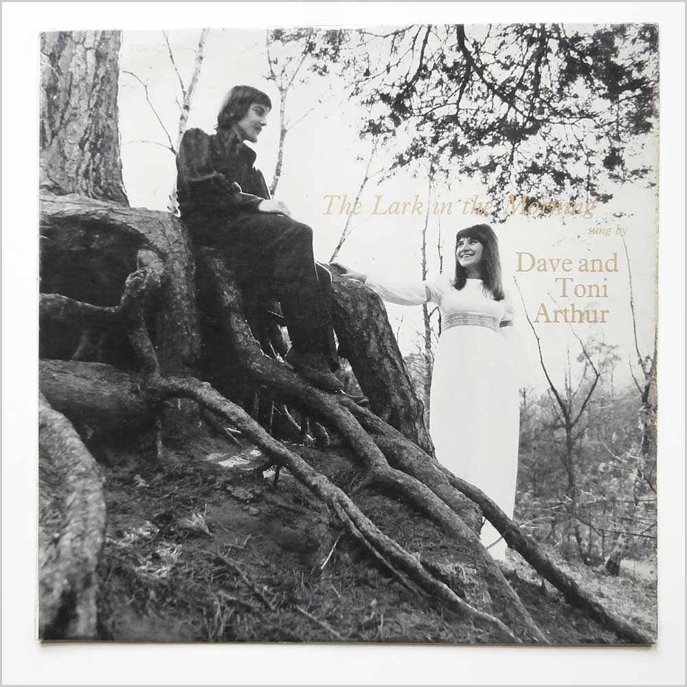 Dave And Toni Arthur - The Lark In The Morning (12T190)