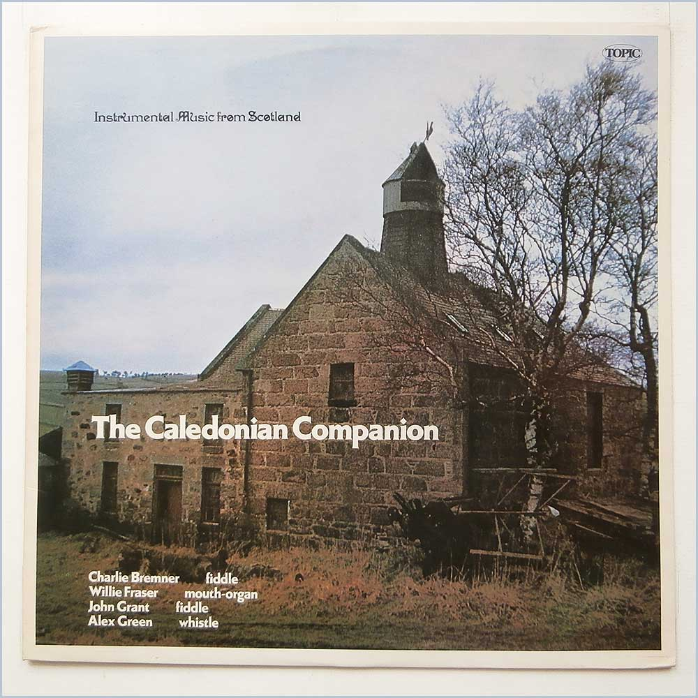 Charlie Bremner - The Caledonian Companion (12TS266)