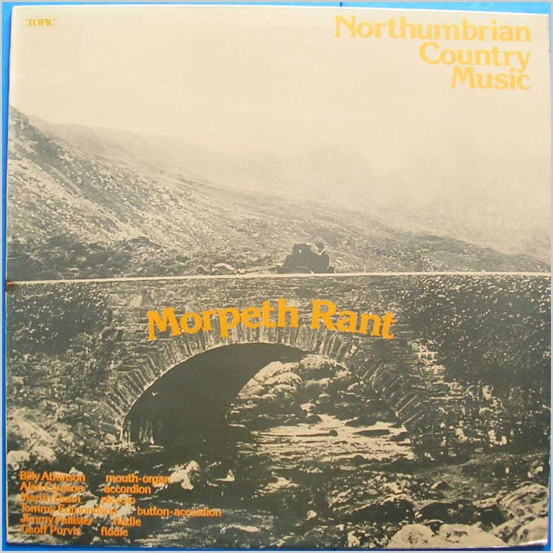 Various - Morpeth Rant Northumbrian Country Music (12TS267)