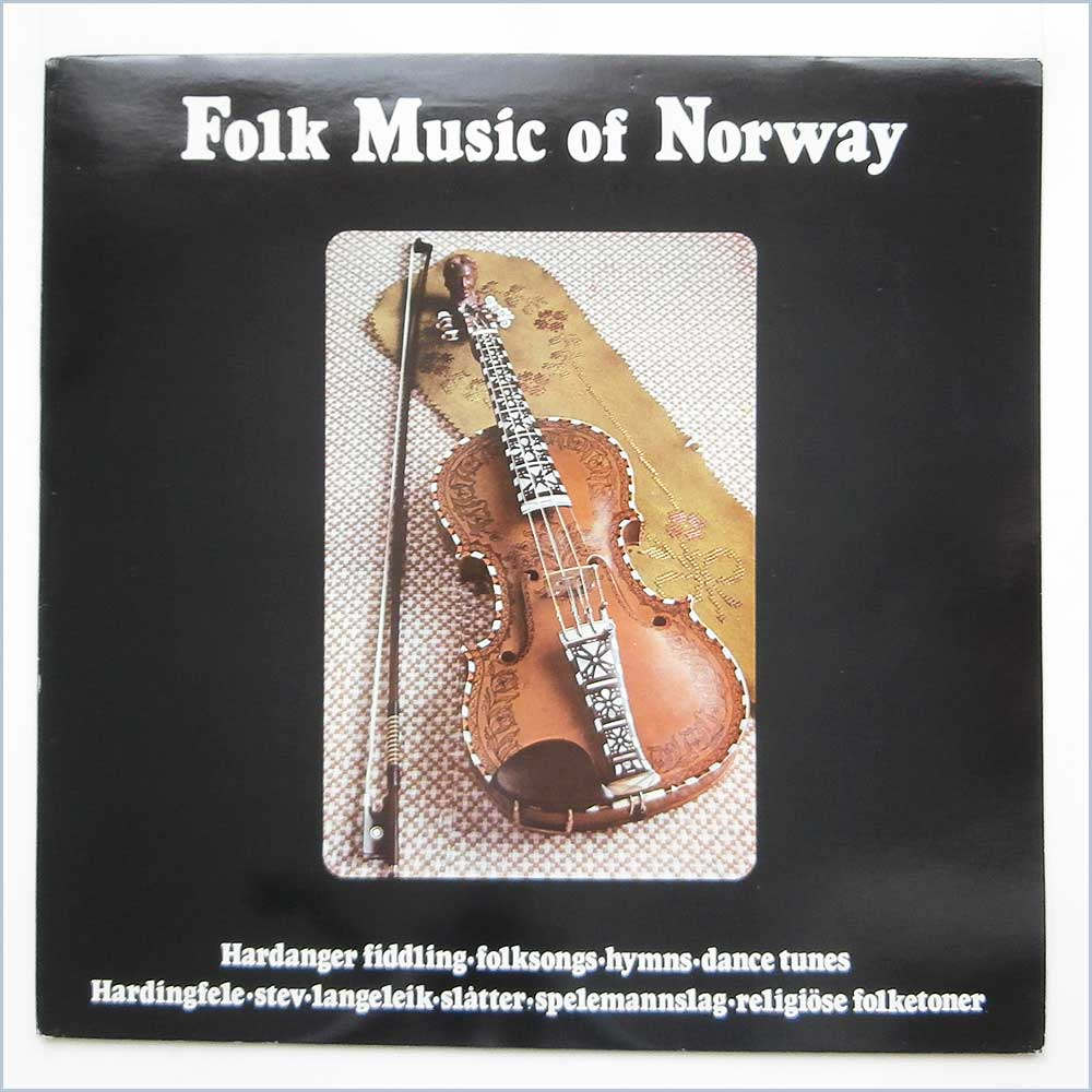 Various - Folk Music Of Norway (12TS351)