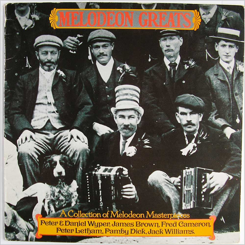 Various - Melodeon Greats (12TS376)