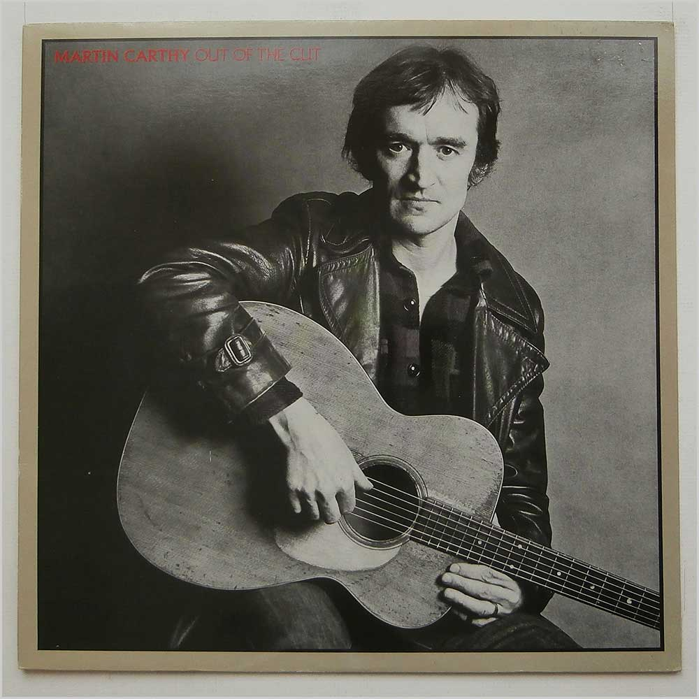 Martin Carthy - Out Of The Cut (12TS 426)