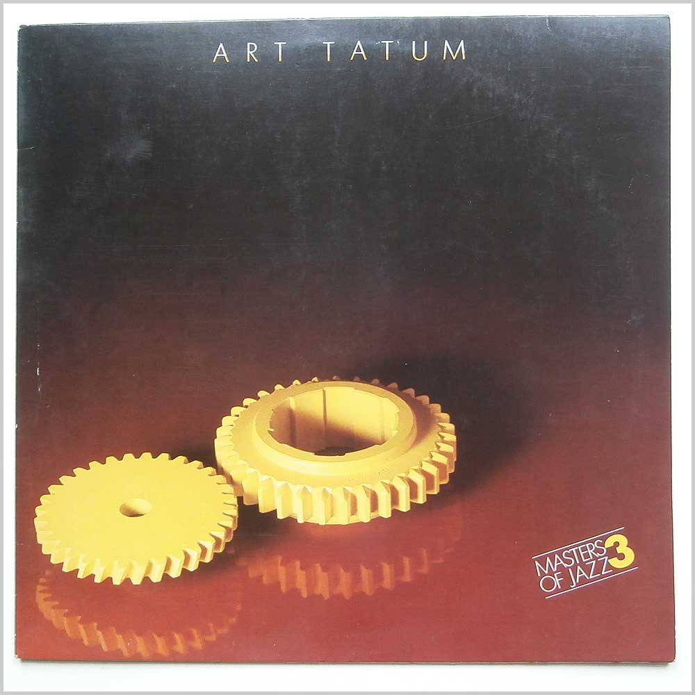 Art Tatum - Masters Of Jazz Vol 3 (1C 054-81 999 M)