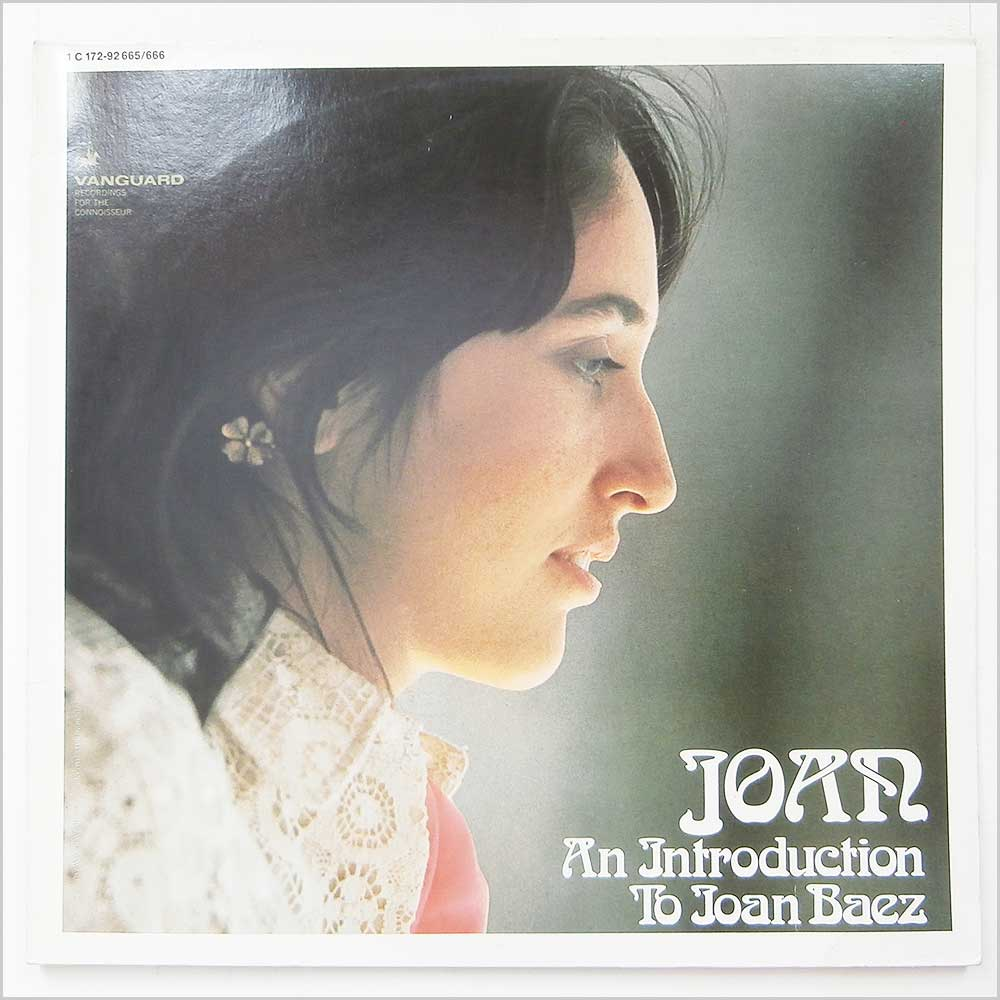 Joan Baez - An Introduction To Joan Baez (1 C 172-92 665/666)
