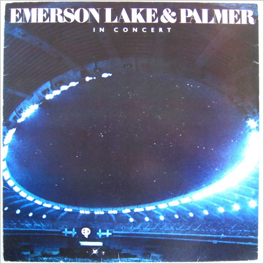 Emerson Lake & Palmer - In Concert (200852-320)