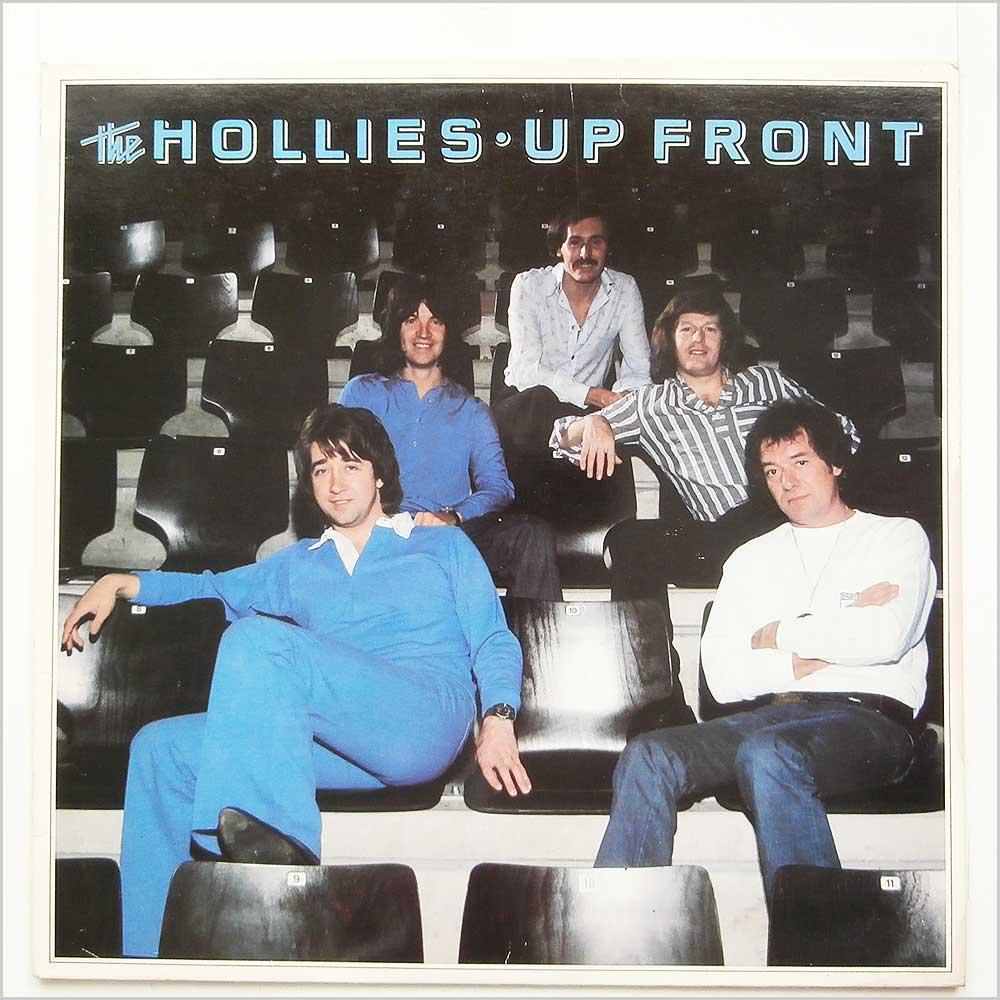 The Hollies - Up Front (2102 0101)
