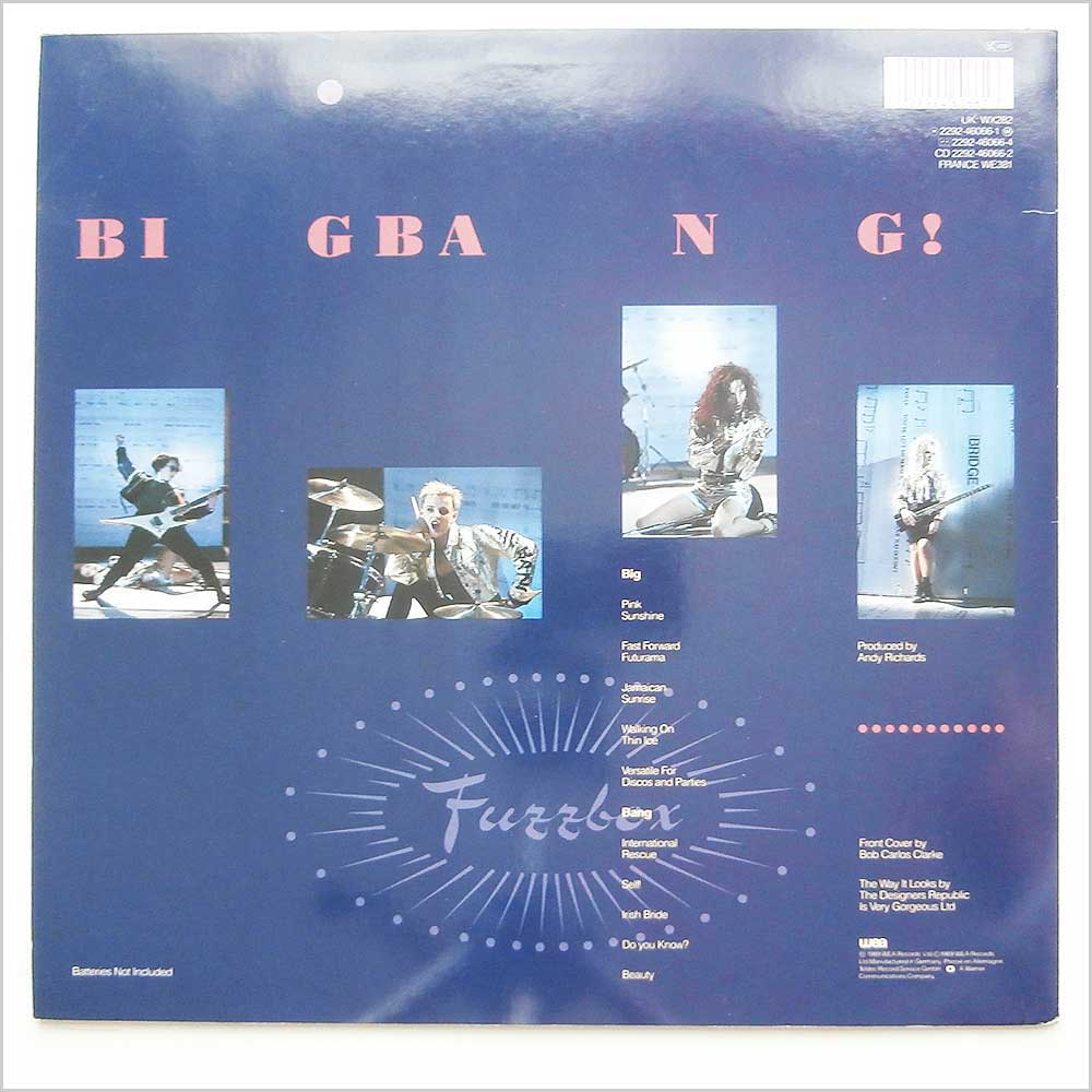 Fuzzbox - Big Bang (2292-46066-1)