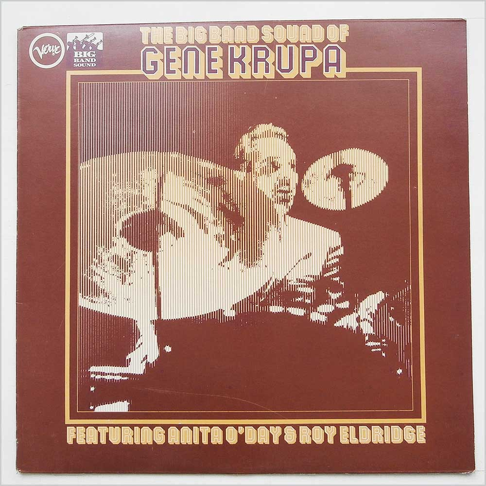 Gene Krupa - The Big Band Sound Of Gene Krupa (2317 078)