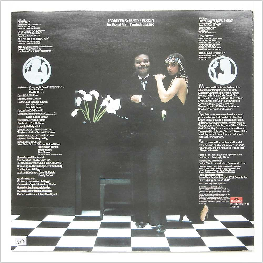 Peaches And Herb - Worth The Wait (2391 484)
