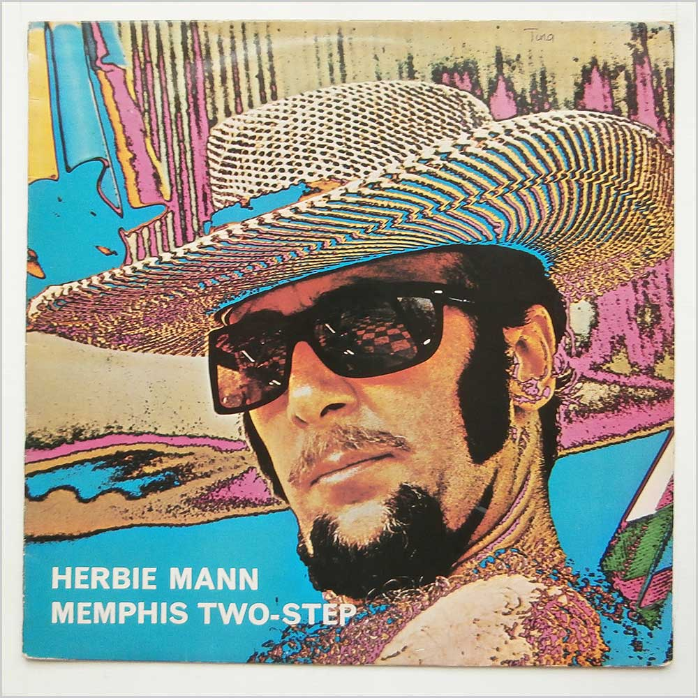 Herbie Mann - Memphis Two-Step (2400 121)