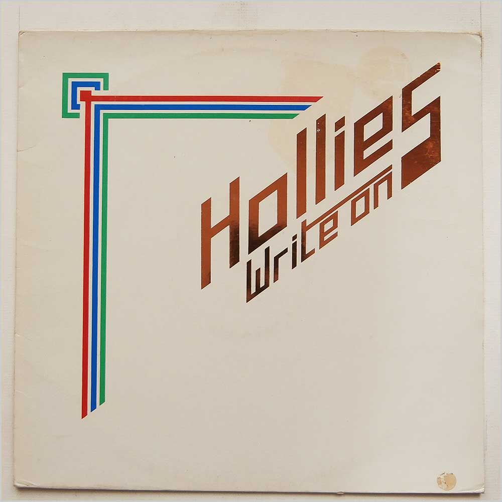 Hollies - Write On (2442 141)