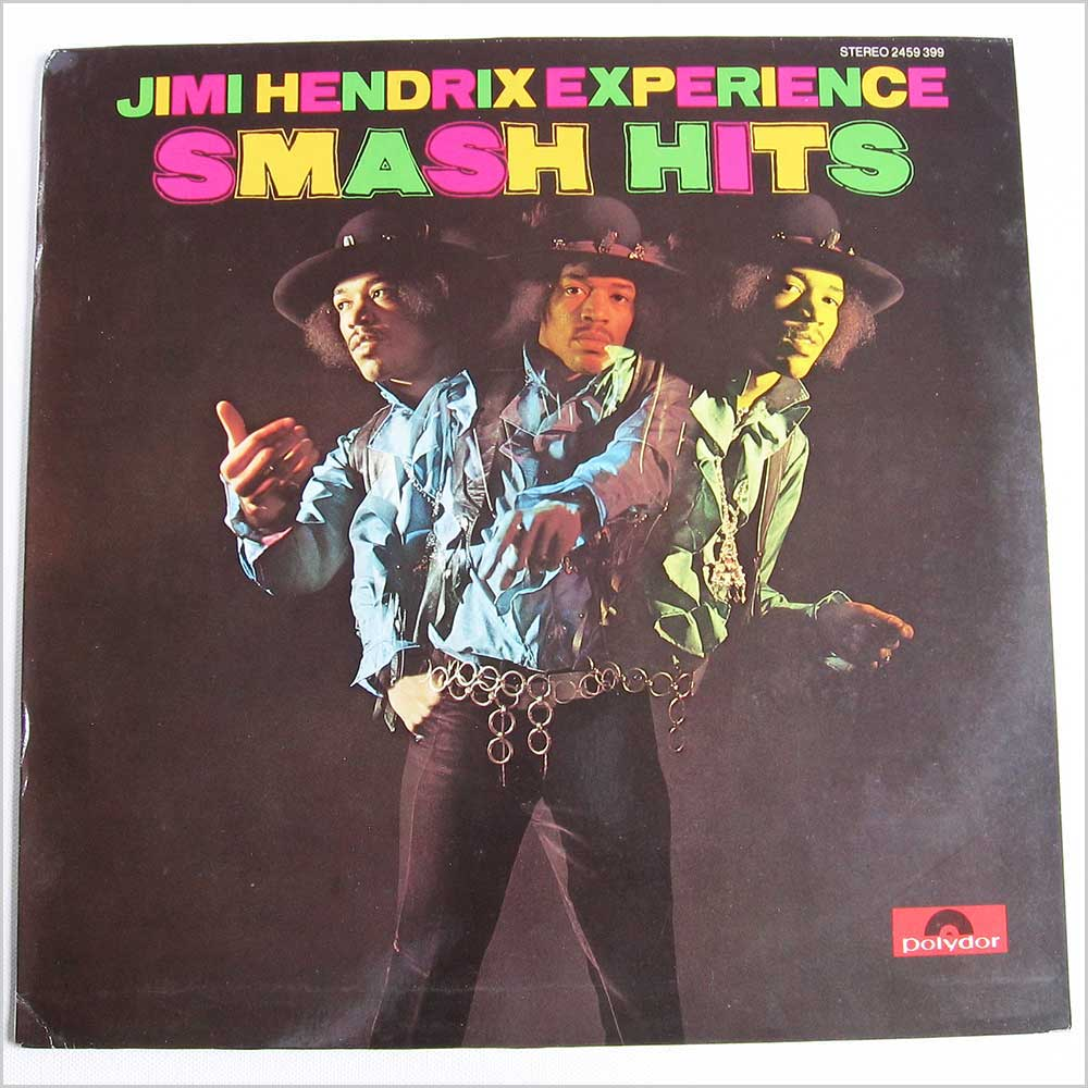Jimi Hendrix - Smash Hits (2459 399)