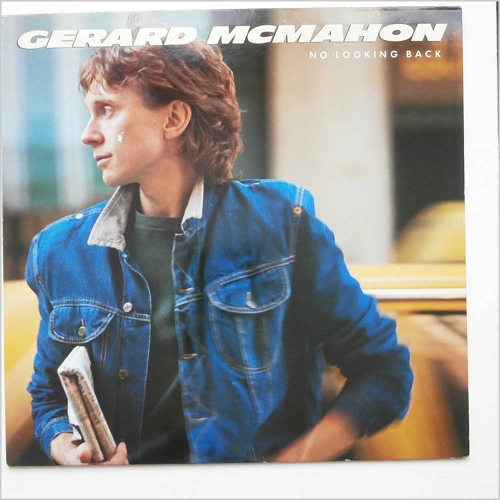 Gerard McMahon - No Looking Back (25-0056-1)