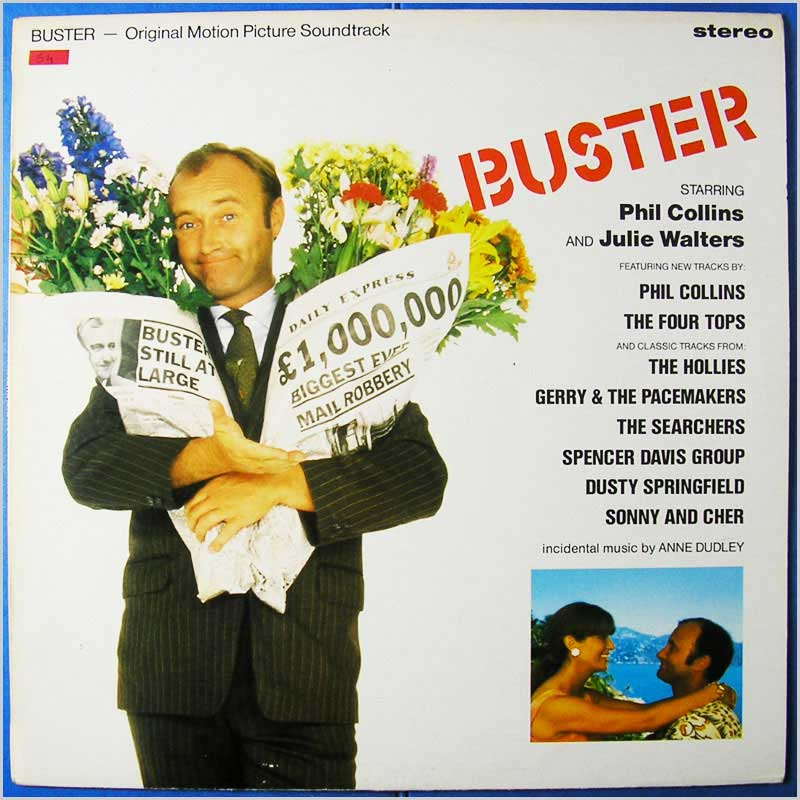 Phil Collins - Buster (255 918-1)