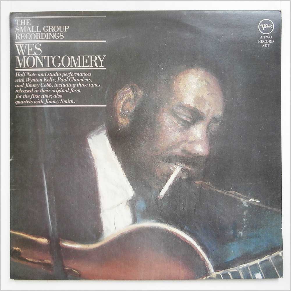 Wes Montgomery - The Small Group Recordings (2632 064)