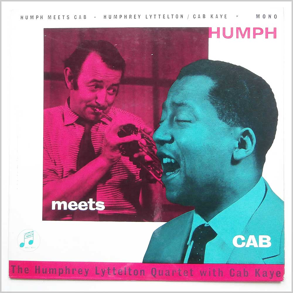 Humphrey Lyttelton and Cab Kaye - Humph Meets Cab (33SX 1364)