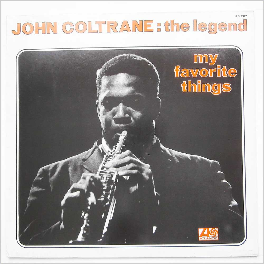 John Coltrane - The Legend: My Favourite Things (40 287)