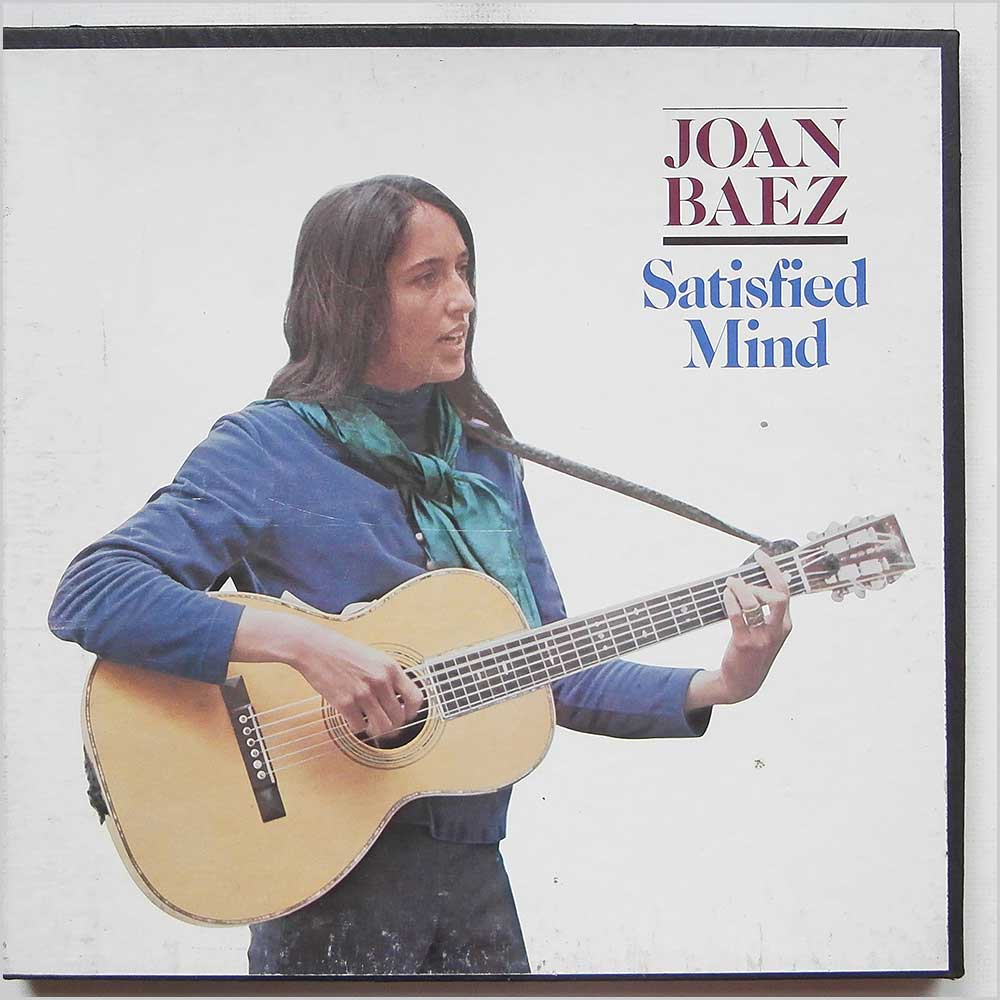 Joan Baez - Satisfied Mind (40-3711)