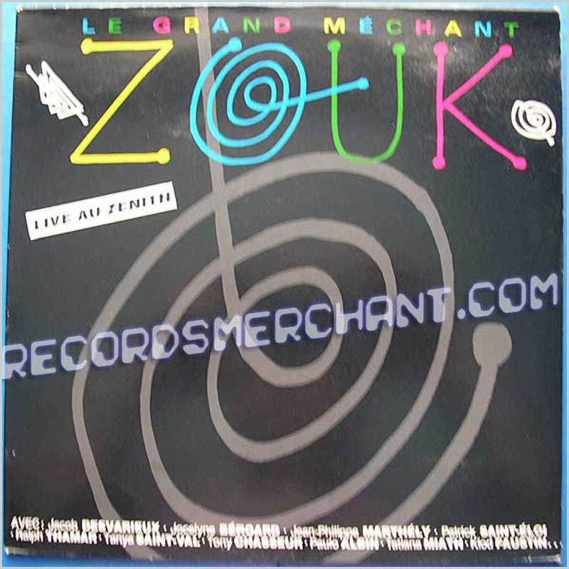 Le Grand Mechant Zouk - Live Au Zenith (467198 1)