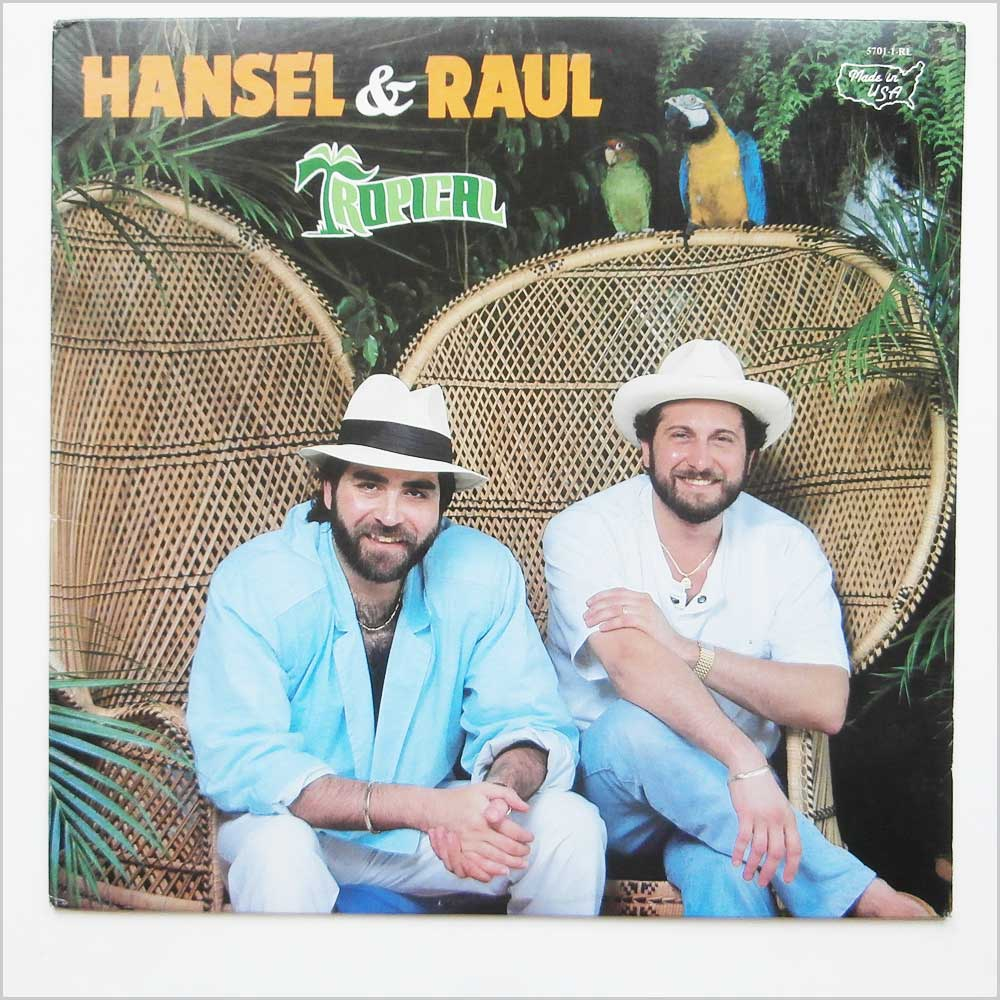 Hansel & Raul - Tropical (5701-1-BL)