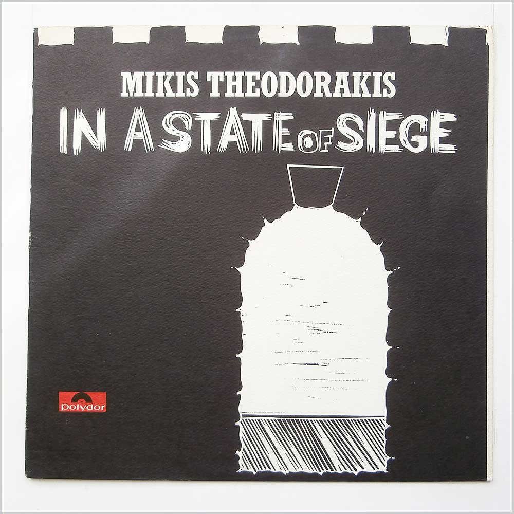 Mikis Theodorakis - In A State Of Siege (583 062)