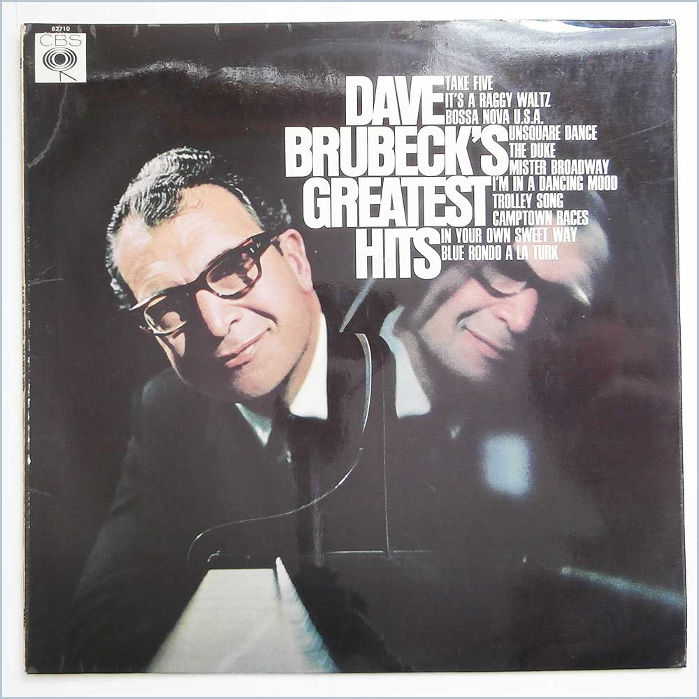Dave Brubeck - Dave Brubeck's Greatest Hits (62710)