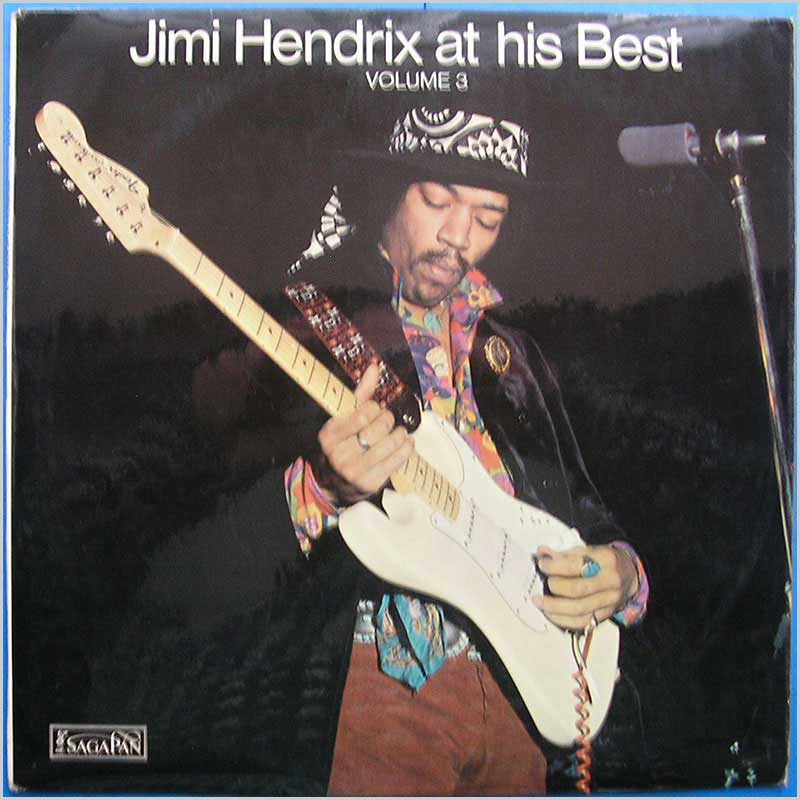 Jimi Hendrix - Jimi Hendrix At His Best Volume 3 (6315)