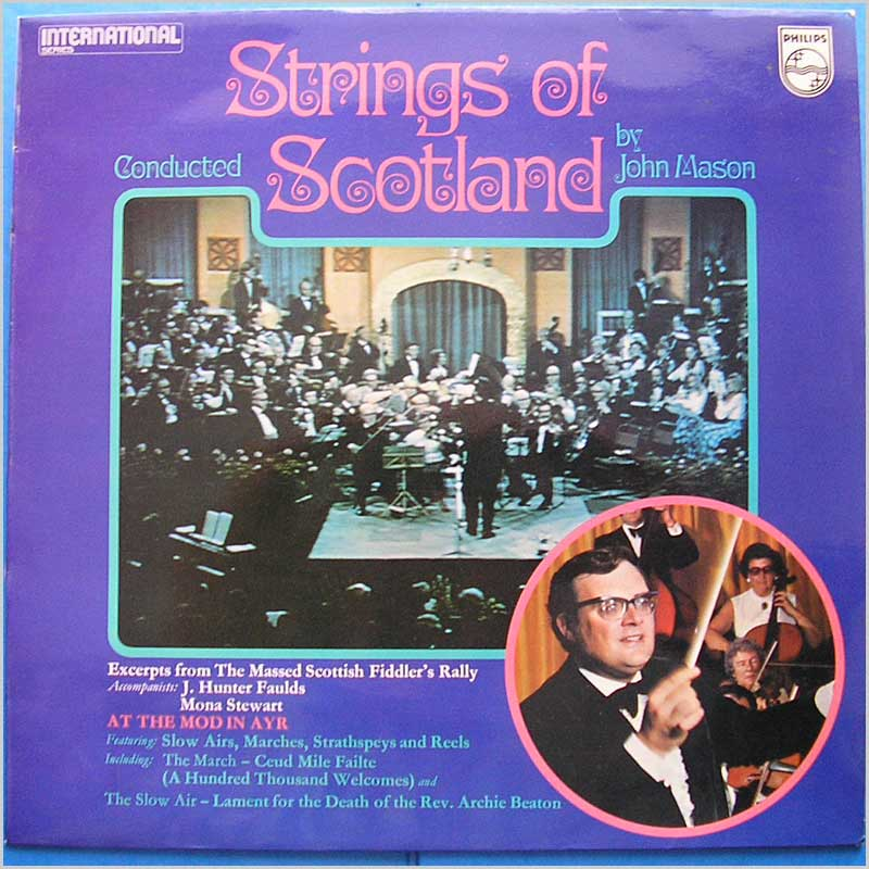 John Mason - Strings of Scotland (6382 108)
