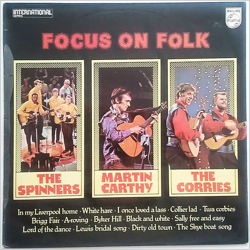 Various - Focus On Folk (6382 110)