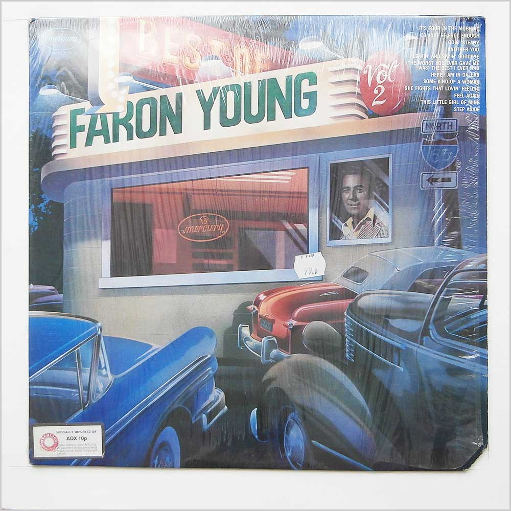 Faron Young - The Best Of Faron Young Volume 2 (698)